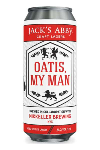 Jack's Abby Oatis, My Man