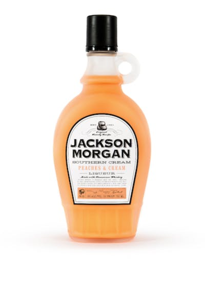 Jackson Morgan Peaches & Cream Liqueur
