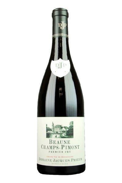 Jacques Prieur Beaune Champs Pimont Rouge 2010