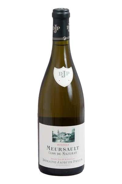 Jacques Prieur Meursault Clos de Mazeray Blanc