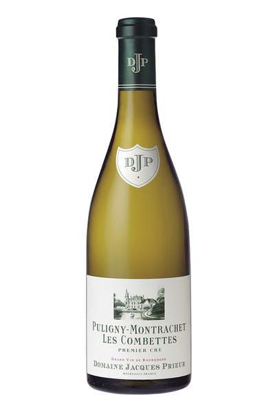 Jacques Prieur Puligny Montrachet Les Combettes 1er Cru 2013