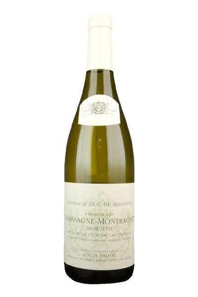 Jadot Chassagne Montrachet Morgeots 1er Cru 2009