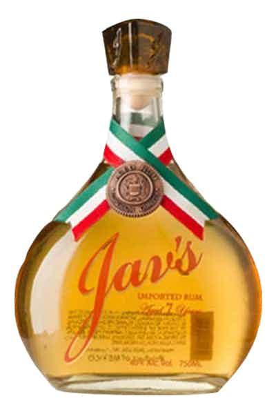 Jav's Rum 7 Year