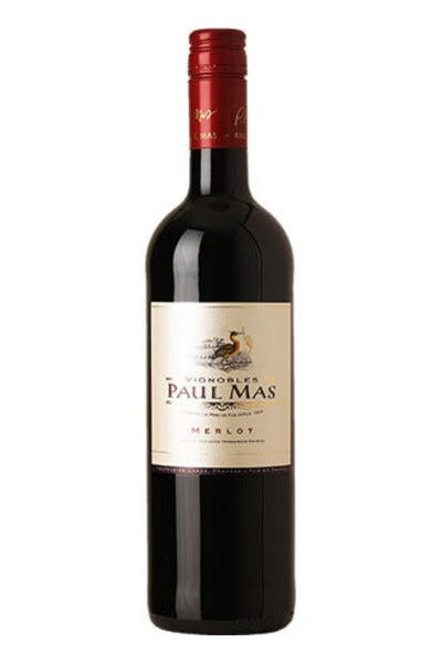 Jean Claude Mas Origines Paul Mas Merlot 2015
