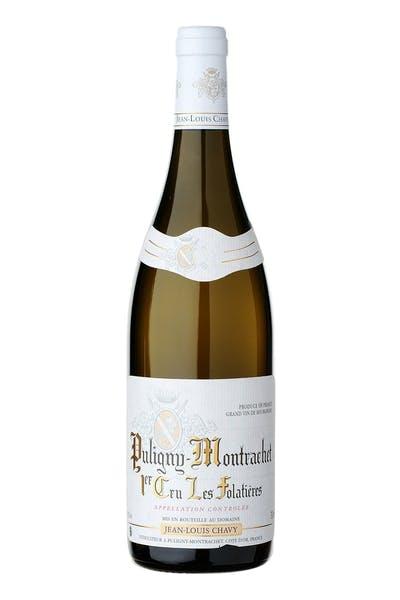 Jean Louis Chavy Puligny Montrachet Blanc 2012