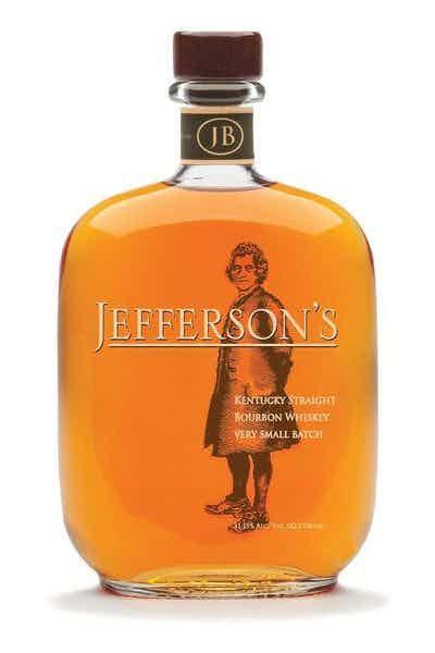 Jefferson Reserve Small Batch Bourbon