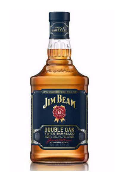 Jim Beam Double Oak Bourbon Whiskey