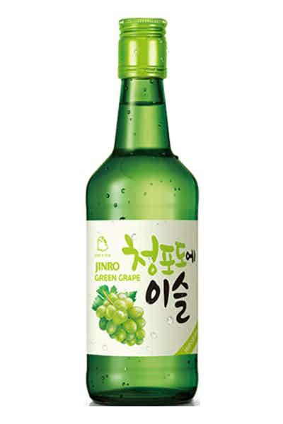 Jinro Green Grape Soju