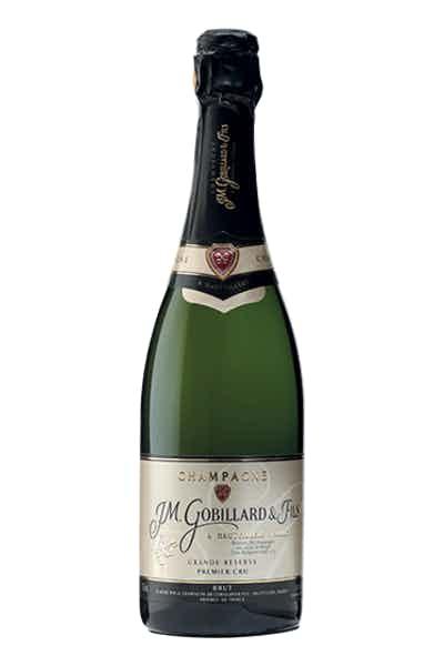 J.M Gobillard Grand Reserve Brut Champagne