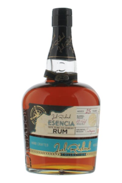 Joel Richard Esencia Colombian Rum 25 Year