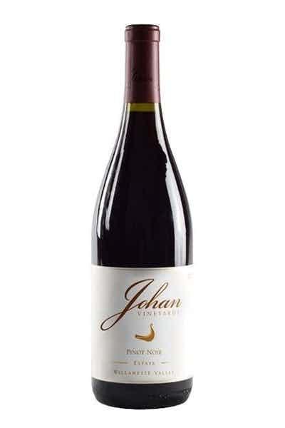 Johan Vineyards Estate Pinot Noir
