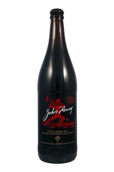 John Henry 3 Lick Spiker Ale