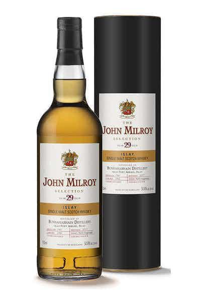 John Milroy Bunnahabhain Single Malt Scotch 29 Year