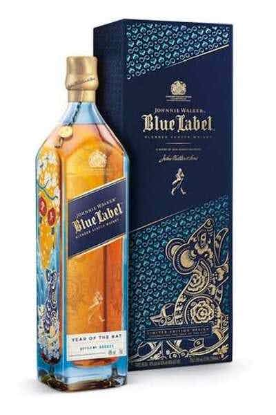 Johnnie Walker Blue Label Year of the Rat Edition