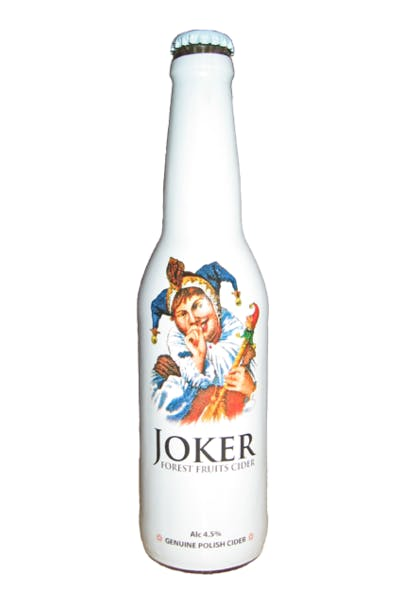 Joker Forest Fruits and Cider