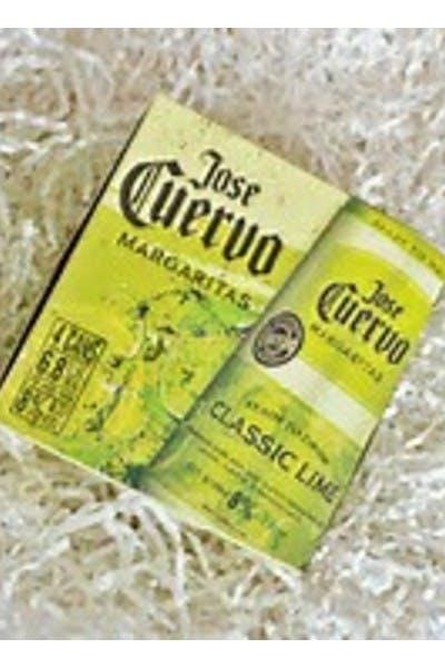 Jose Cuervo Authentic Classic Lime Margarita