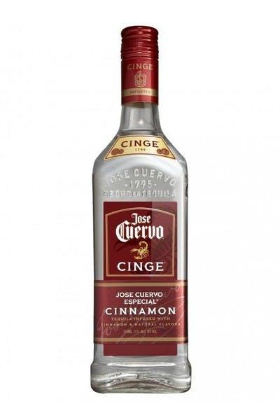 Jose Cuervo Especial Cinnamon Cinge
