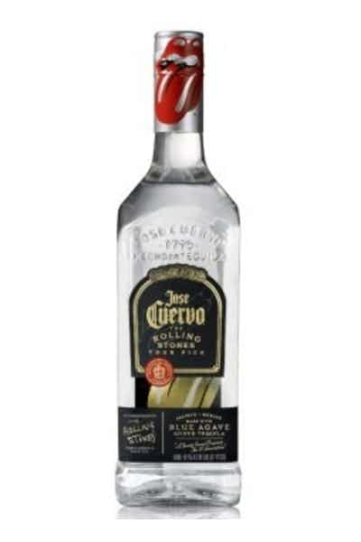 Jose Cuervo Tequila Rolling Stones Silver Tequila