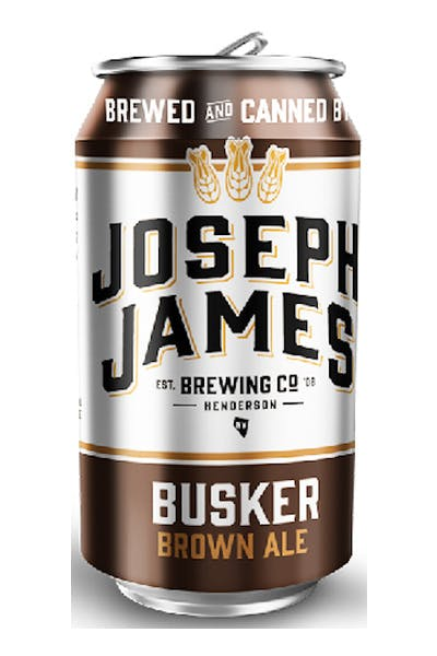 Joseph James Busker Brown Ale