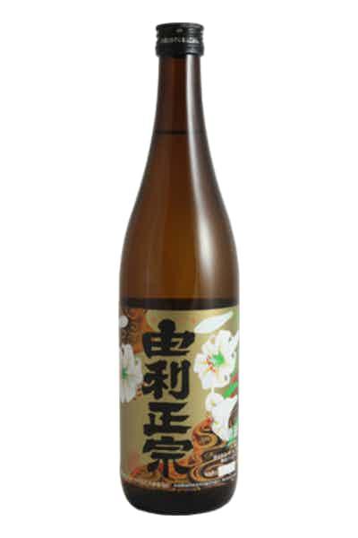 Joto Yuri Masamune Sake