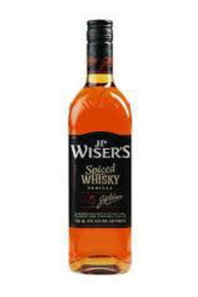 J.P. Wiser's Spiced Vanilla Whiskey