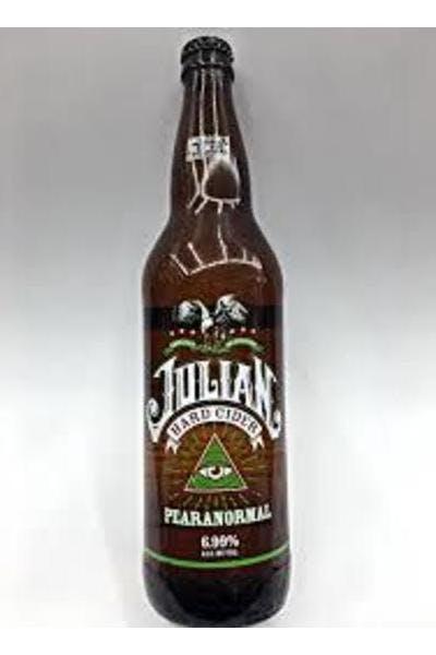 Julian Pearanormal Cider