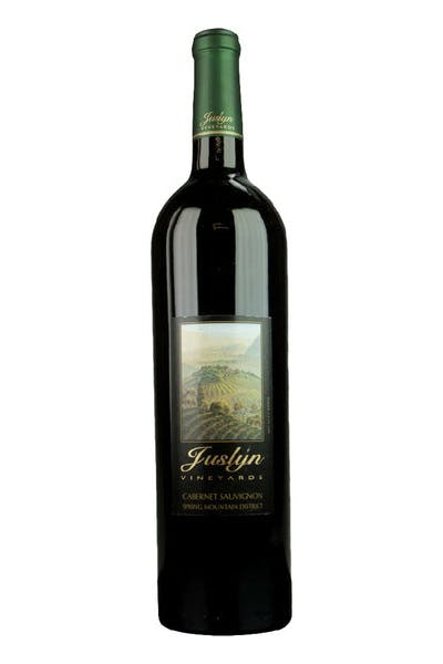 Juslyn Cabernet Spring Mountain Est