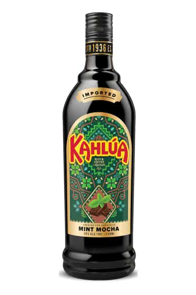 Kahlua Mint Mocha Liqueur