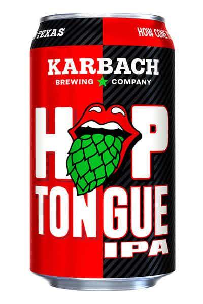 Karbach Brewing Co. Hop Tongue IPA