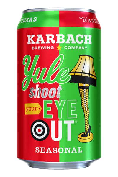 Karbach Brewing Co. Yule Shoot Your Eye Out