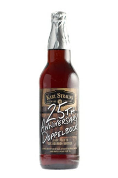 Karl Strauss 25th Anniversary Dopplebock