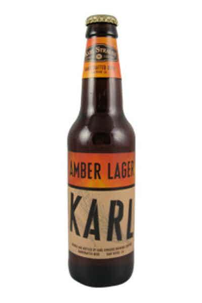Karl Strauss Amber Lager