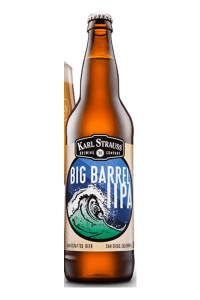 Karl Strauss Big Barrel Imperial IPA