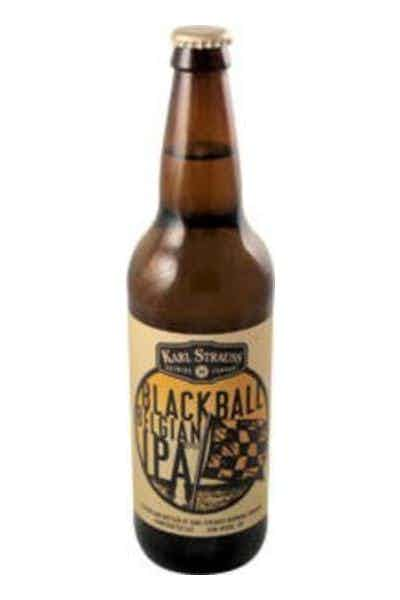 Karl Strauss Blackball Belgian IPA