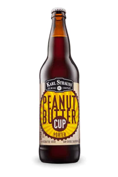 Karl Strauss Peanut Butter