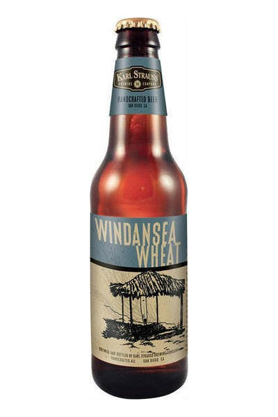 Karl Strauss Windansea Wheat Hefeweizen