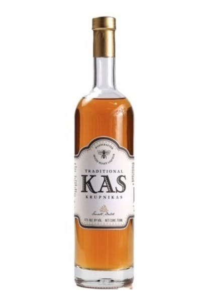 Kas Krupnikas Spiced Honey Liqueur
