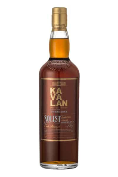 Kavalan Solist Port Single Cask Strength Single Malt Whisky