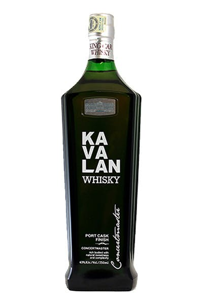 Kavalan Whisky Concertmaster