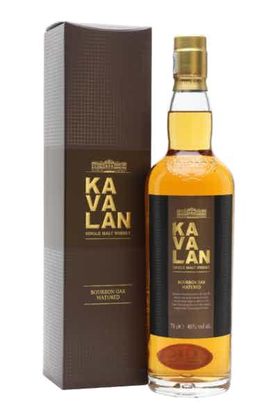 Kavalan Whisky Ex  Bourbon Oak