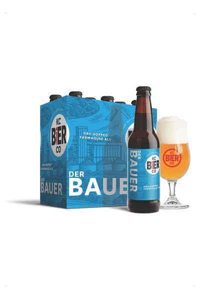 KC Bier CO. Der Bauer