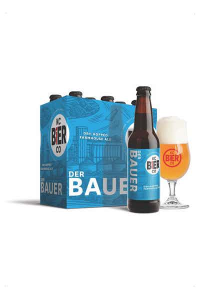 KC Bier CO. Der Bauer