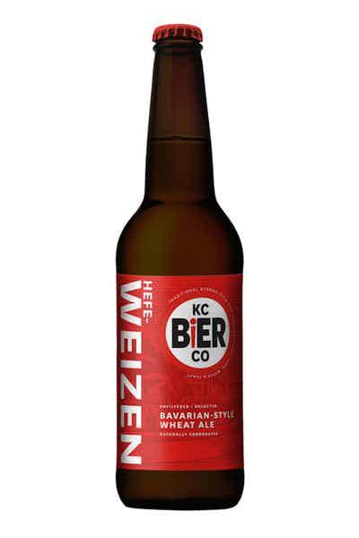 KC Bier Co. Hefeweizen