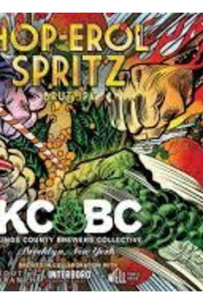 KCBC Hop Erol Spritz Brut