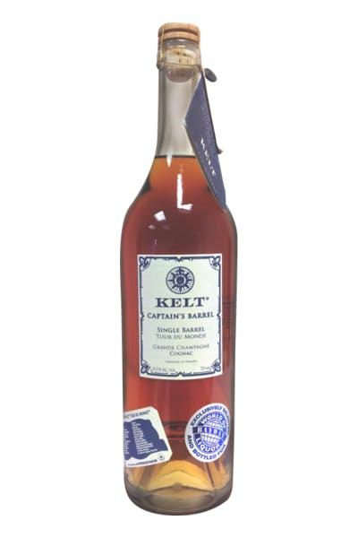 Kelt Captains Barrel Single Barrel Cognac Barrel 3