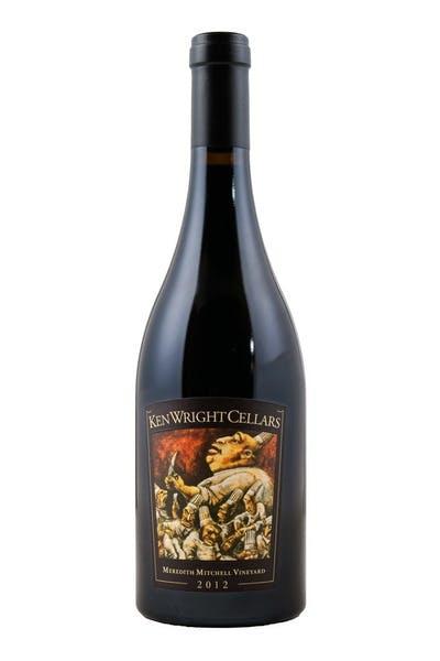 Ken Wright Meredith Mitchell Pinot Noir