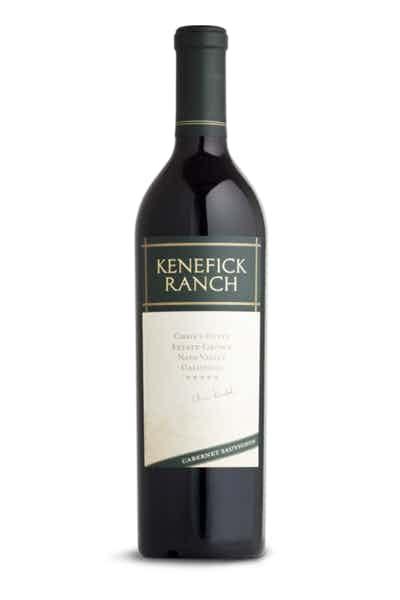Kenefick Ranch Cabernet Sauvignon 2012