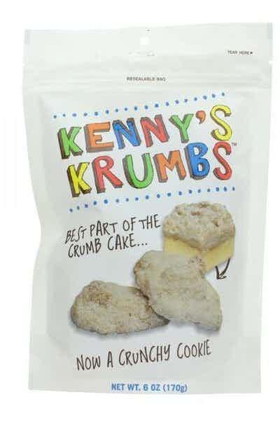 Kenny's Krumbs Cookies