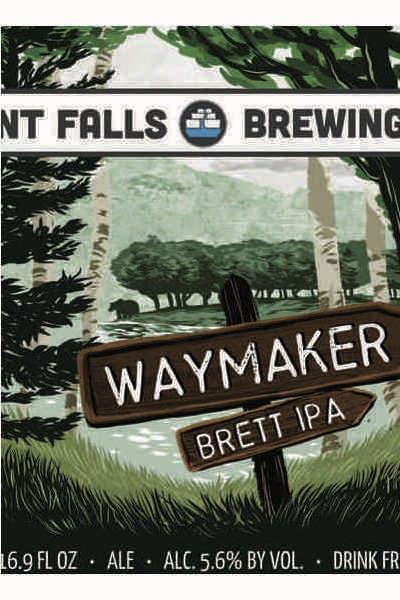 Kent Falls Waymaker Brett IPA