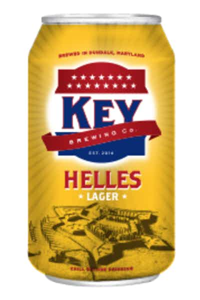 Key Brewing The Traditional Helles Lager